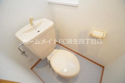 【トイレ】アッシュドゥエスペランス