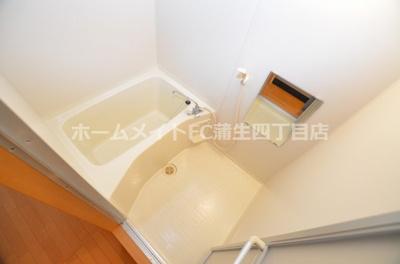 【浴室】アランフェス京橋