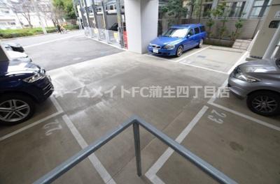 【駐車場】W.O.B.KYOBASHI