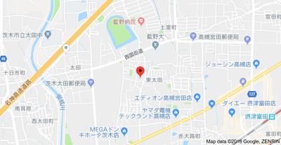【地図】ボヌール