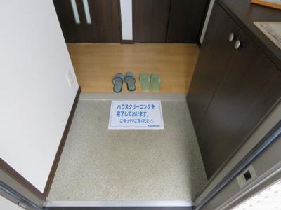 【玄関】クラシックキューブ