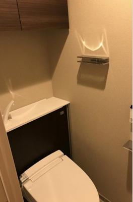 【トイレ】ネベル恵比寿