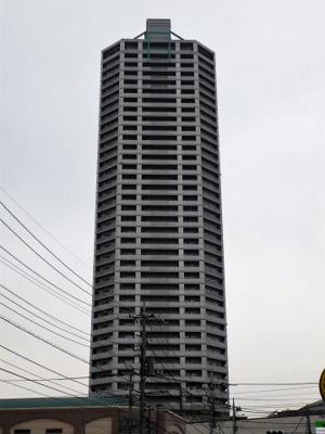 【外観】ライブタワー武蔵浦和