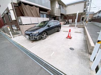【駐車場】プランドールF棟