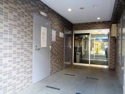 【エントランス】ヴェルステージ中野新橋