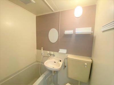 【浴室】マンションソーキⅡ