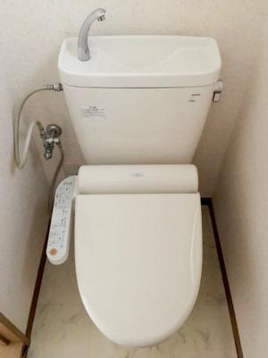 【トイレ】サンビレッジ川中