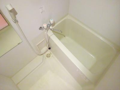 【浴室】パークサイドアパートメント