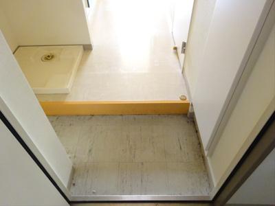 【玄関】パークサイドアパートメント