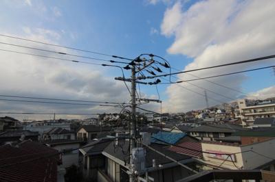 【展望】ドミール日吉