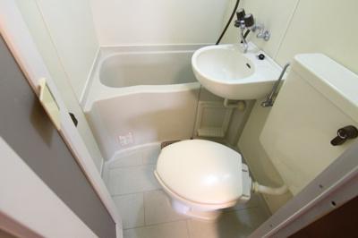 【浴室】ドミール日吉