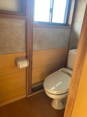 【トイレ】黒石野貸家