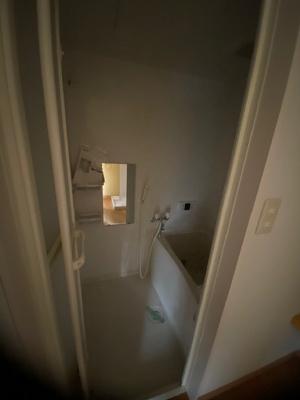 【浴室】黒石野貸家