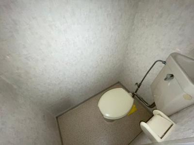 【トイレ】プレジール今寺