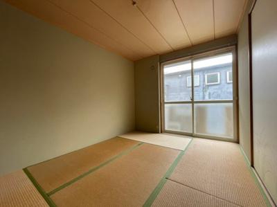 【寝室】プレジール今寺