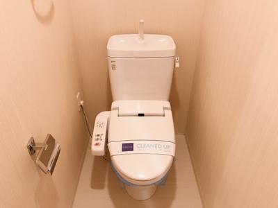 【トイレ】レジディア三軒茶屋Ⅱ