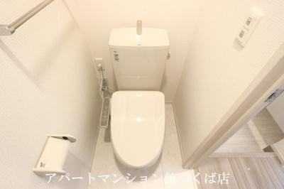 【トイレ】Fleur(フルール)B