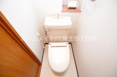 【トイレ】ラ・ペジブル
