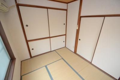 【和室】ホワイトマンション