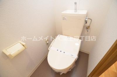 【トイレ】プルミエール関目