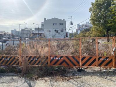 【外観】西宮市上田中町 売土地