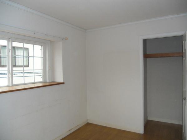 2階洋室6帖。プライベートシーンを演出する、やすらぎとくつろぎの空間です。収納あり。