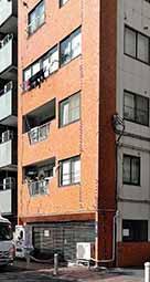 【外観】タイガースマンション東新橋