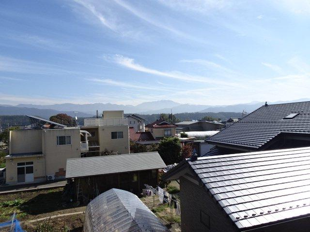 【展望】南箕輪田畑 中古住宅