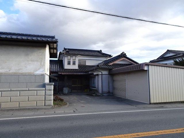 【外観】南箕輪田畑 中古住宅