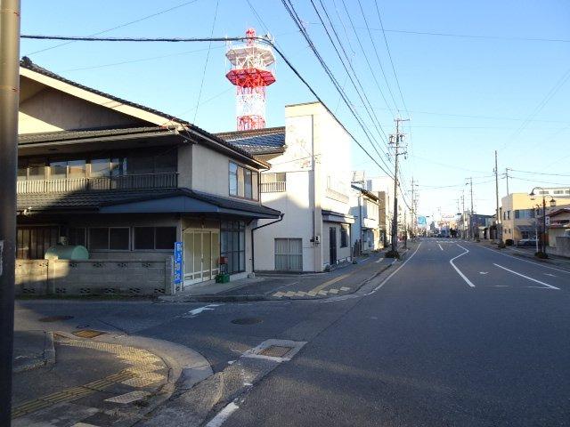 【外観】駒ヶ根市上穂栄町 中古住宅