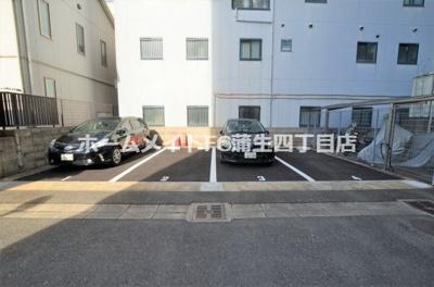【駐車場】フェリーチェ深江橋