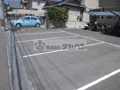【駐車場】TANAKA-1【学生】
