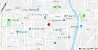 【地図】ヴィラオリエント