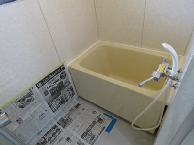 【浴室】ヴィラオリエント