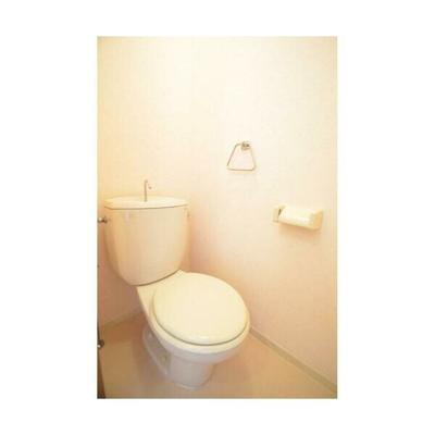 【トイレ】ハイツ緑ヶ丘