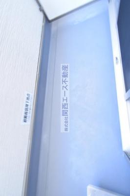 【バルコニー】クリエオーレ近江堂