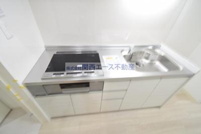 【キッチン】クリエオーレ近江堂
