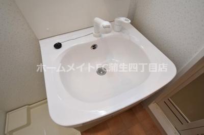 【独立洗面台】フォレストガーデン今福鶴見Ⅳ