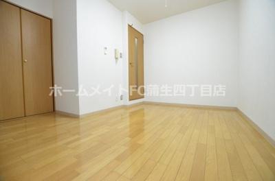 【寝室】ラ・フォーレ京橋