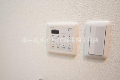 【設備】ドリームネオポリス鶴見Ⅲ