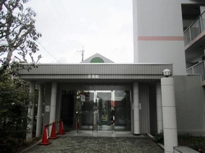 【エントランス】ヴィオス西神Ⅱ番館