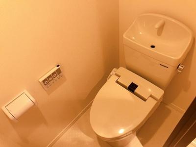 【トイレ】ウェルスクエアイズム三軒茶屋SOUTH