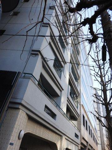北側外観(中原街道側)
