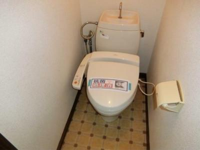【トイレ】ハイツヨナガ