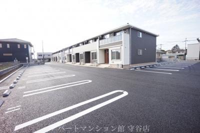 【駐車場】ベル・ファイワークスⅡ