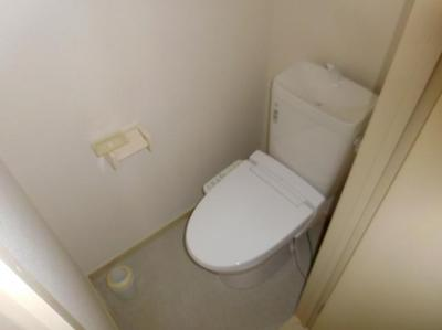 【トイレ】サンライズ市川