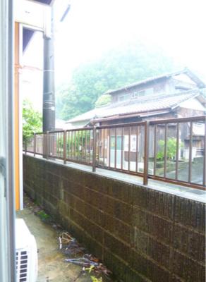 【庭】第1高良山コーポ