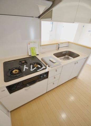 【キッチン】エスティメゾン四谷坂町