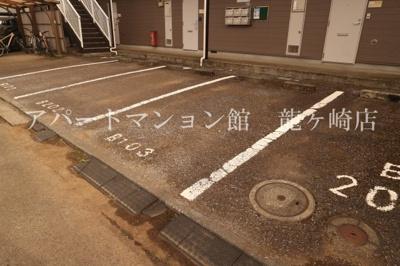 【駐車場】バード・ヒルB