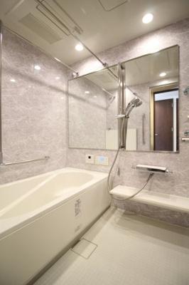 【浴室】エヌヴィ六甲曾和町